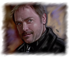 Crowley by LadyMintLeaf
