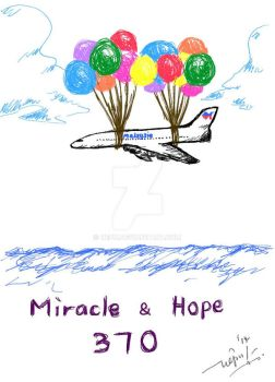 Miracle Hope 370 by uepu