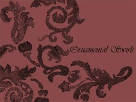 Ornamental Swirls by littlechina
