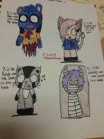 A Gorey Dismise- B,S,K, and H by JazzHtf420