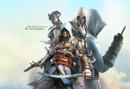 We Are Assassin's by LFDN
