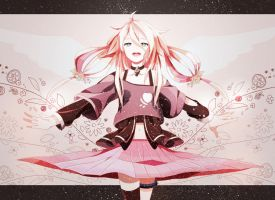 VOCALOID IA by chamooi