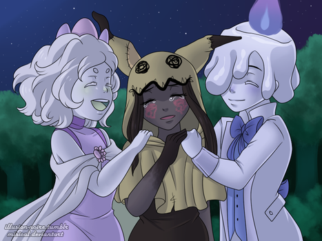 Of course we'll be friends by Misical