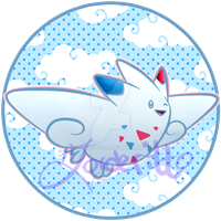 Togekiss by korderitto