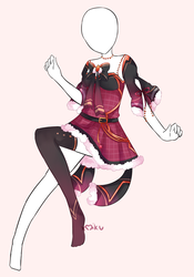 {Open} Auction Outfit 307 by xMikuChuu