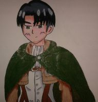Levi (AT) by dawnflower8