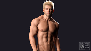 Tommy The Alpha by Dexon3D
