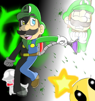 It's Luigi Time by TheSingettesRBack