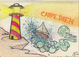 Carpe Diem II by MorXn