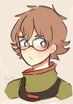 pidge by aratunn