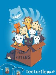 Free Kittens by ramy