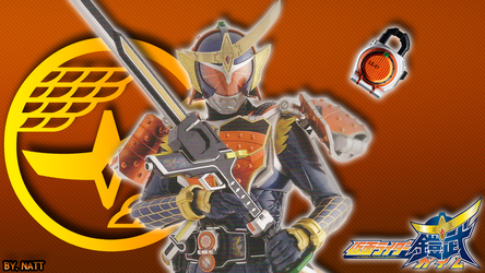 Kamen Rider Gaim Orange Arms by Zeronatt1233