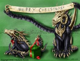 A Morlock Christmas by TheDragonofDoom