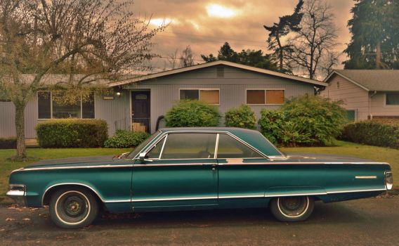 1965 Chrysler 300L by humloch