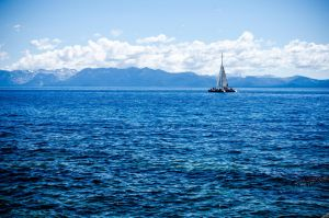 Lake Tahoe Color by putthisasit