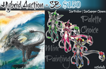 Chimera Auction (CLOSED) by CuttleSkulls