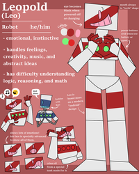 Leopold Reference Sheet by Razmerry