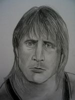 Owen Hart by VinceArt