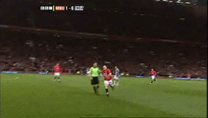 Rooney celebration by Cr7NeTwOrK