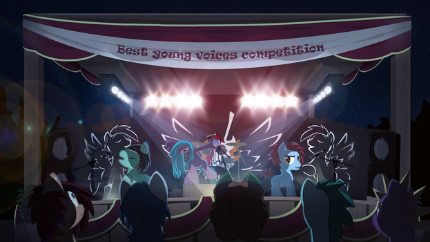Best young voices competition by VulfixEVEn