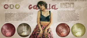 free header ft. Camila Cabello by designsbyroth