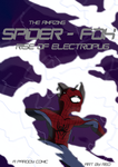 The Amazing Spiderfox Promo (YCH Auction) by Redfoxsoul