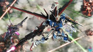 FORCE IMPULSE GUNDAM 2010B by Ladav01