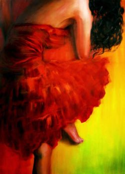 + Red Comfort + by A-Xofia