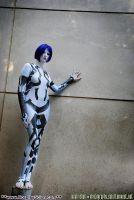 Halo 3 Cortana Costume by The-Cosplay-Scion