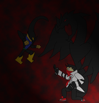Dimension Wars- OC Rivalry by Thesimpleartist4