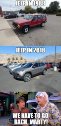 Why, Jeep? Just why? by CadillacBrony