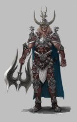 Viking warrior by dimelife