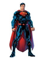 Superman (Rebirth) - Transparent by Asthonx1