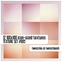 Texture Set 095 by twinstrikeish