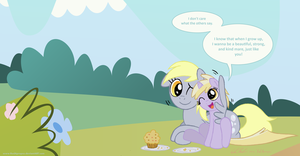 Just like you! by RedApropos