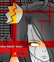 RED QUEEN - Doujinshi cover by Andante2