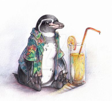 Penguin by drachenmagier