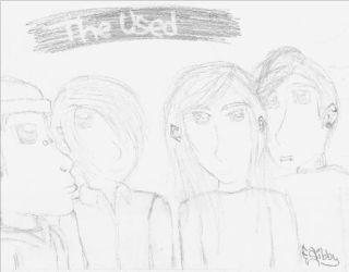 The Used by UrEmoLover
