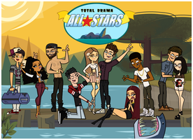 Total Drama All Stars - I Wanna Be Famous? by xyounqx