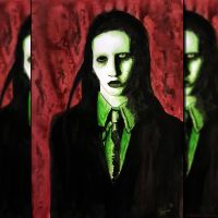 Marilyn Manson - Green Hell by Fenceclimber