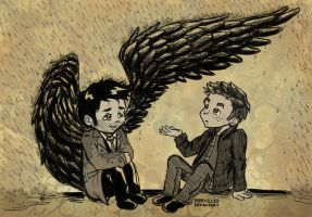 SPN - Care by Rory221B