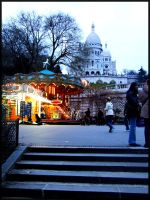 Montmartre by Nawak3uh