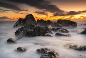 rock and silk by MarcosRodriguez