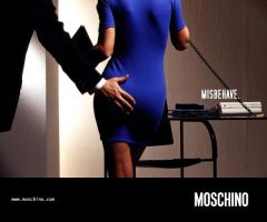 cyrusMISBEHAVE-MOSCHINO by cyrusmuller
