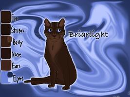 Briarlight of ThunderClan - The Last Hope by Jayie-The-Hufflepuff
