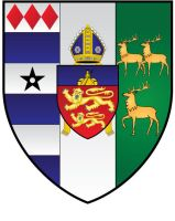 Lincoln College Oxford Coat Of Arms by ChevronTango
