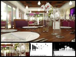Dining Detail by PGDsx