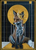 A Fox Named Fable by ArdenEllenNixon