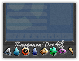 New Trainer Card Interface (WIP) by Rayquaza-dot