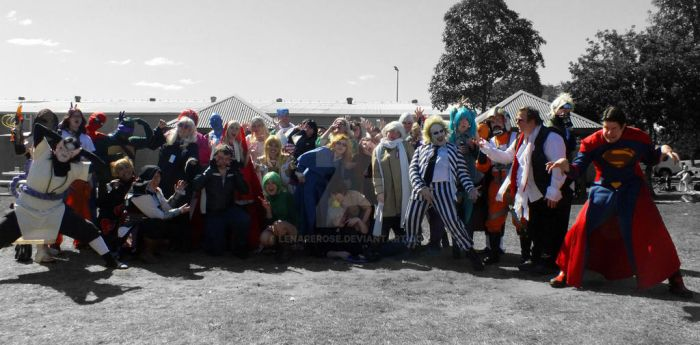 Gosford Cosplay Picnic Day by LenareRose